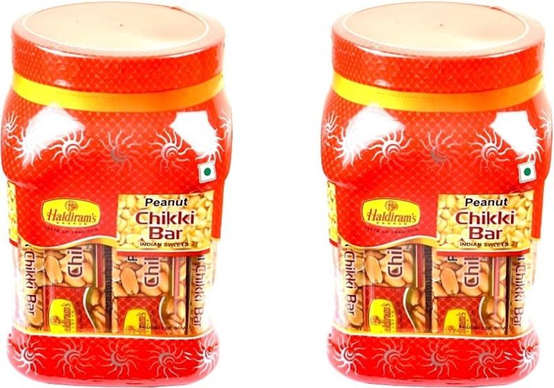 Haldirams Nagpur Chikki Jar(560 g, Box)