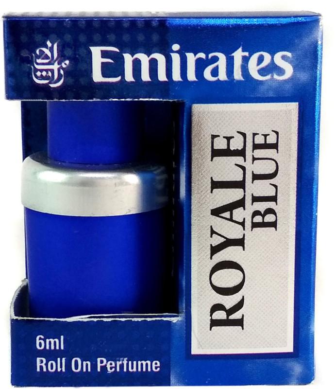emirates Royale Blue Floral Attar(Blue Lotus)