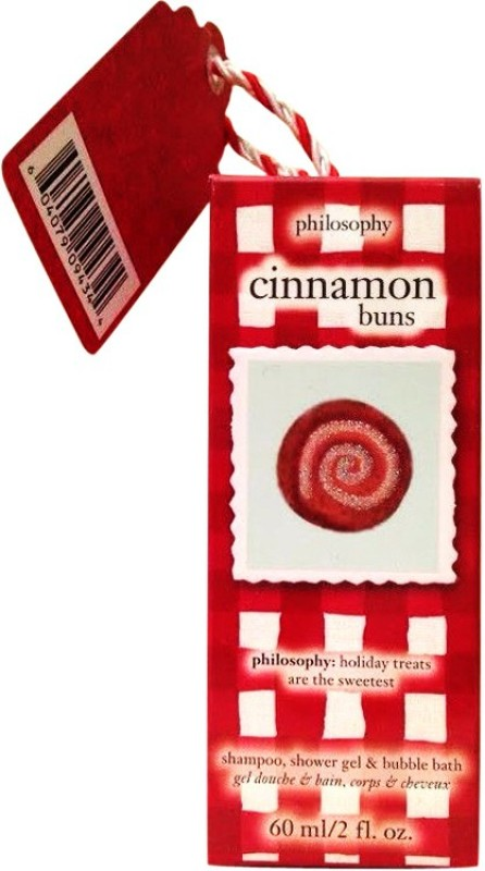 Philosophy Cinnamon Buns(60 ml)