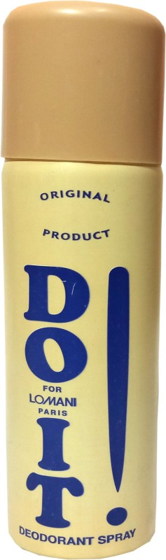 Lomani DOIT DEO Deodorant Spray - For Men(200 ml)