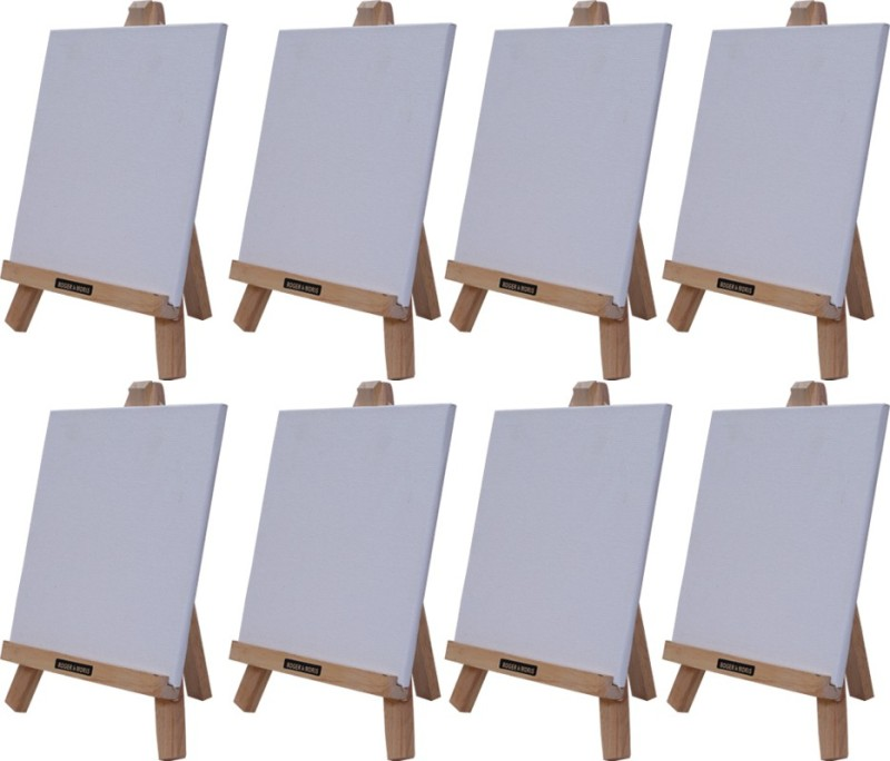 Roger & Moris Wood Multiple Purpose Easel(Display)
