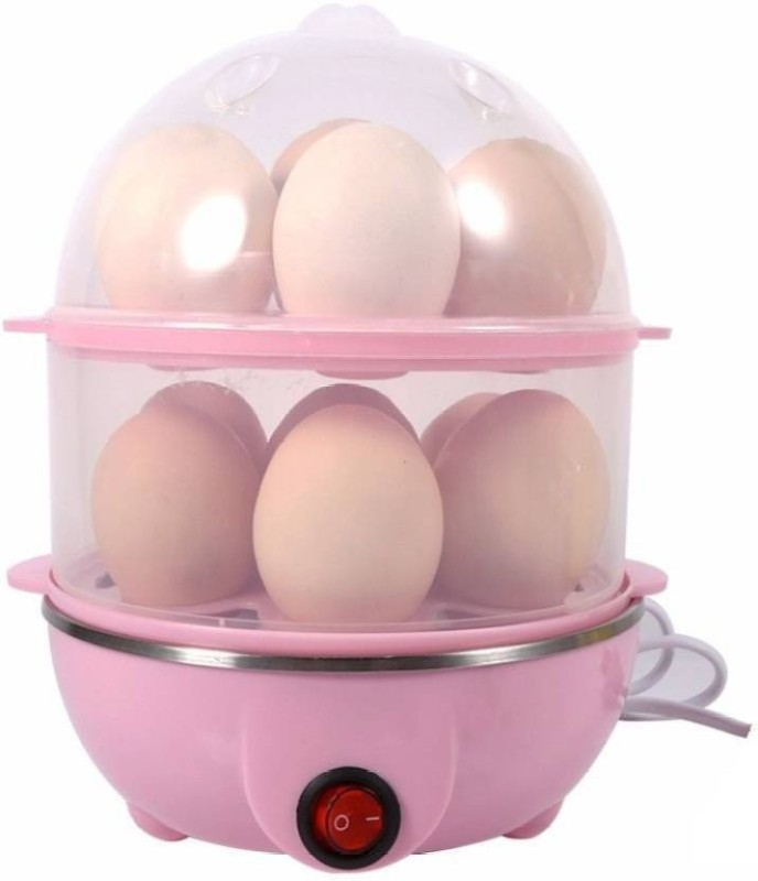 Escon High Quality Electric 14 Eggs Boiler (2 Layer) Egg Cooker (14 Eggs) Egg Cooker(14 Eggs)