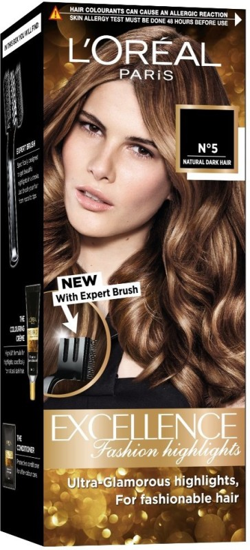 LOreal Paris Excellence Fashion Highlights Hair Color(Honey Blonde)