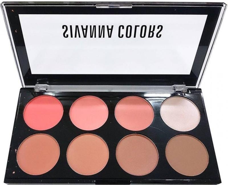 Sivanna Color Ultra Blush Palette01