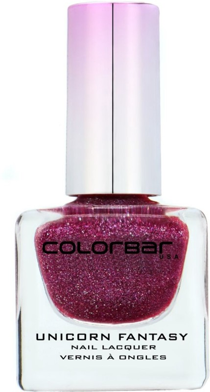 Colorbar Unicorn Fantasy Nail Lacquer Rose Wings(12 ml)