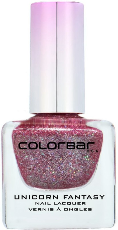 Colorbar Unicorn Fantasy Nail Lacquer Pink Horse(12 ml)