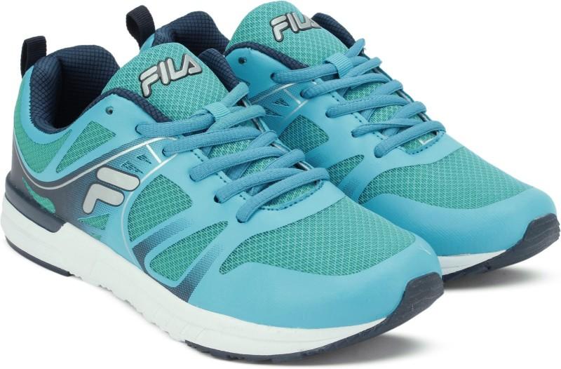 Fila ELIANA Running Shoes For Women(Blue)