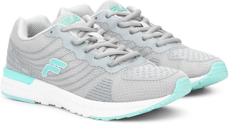 Fila EDEN Running Shoe For Women(Grey)