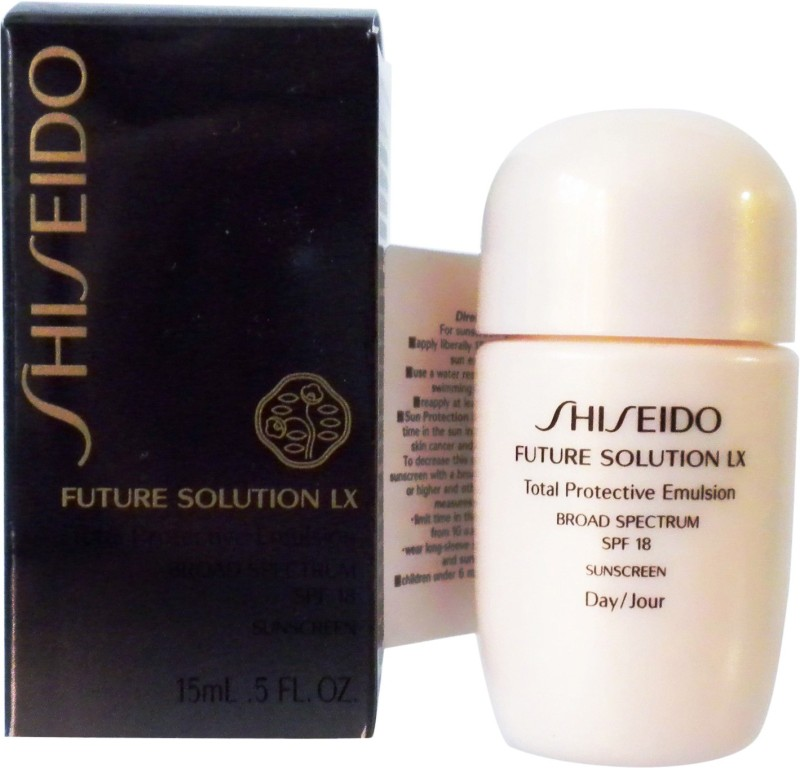 Shiseido Future Solution - SPF 18(15 ml)