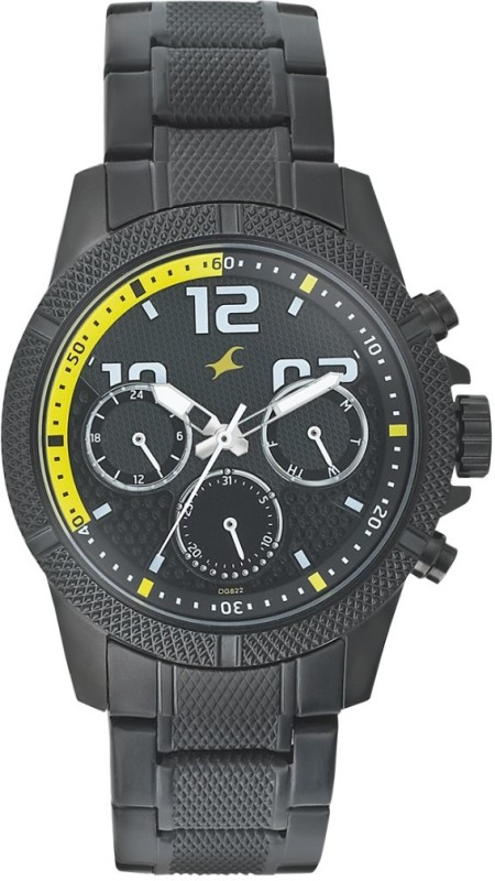 Fastrack 3169NM01 Loopholes Analog Watch - For Men