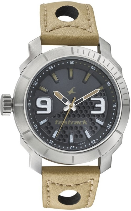 Fastrack 3168SL01 Loopholes Watch For Men