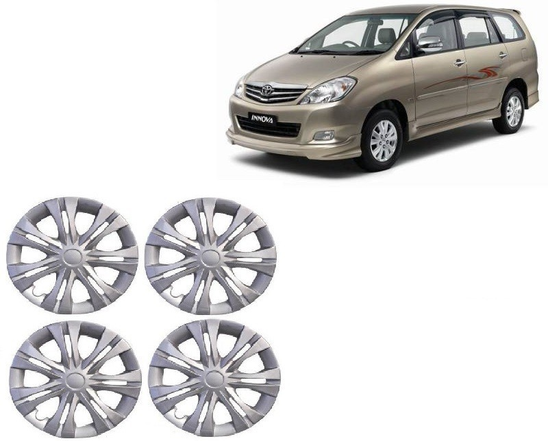 DEPON INNOVA Wheel Cover For Toyota Innova(33.02 cm)