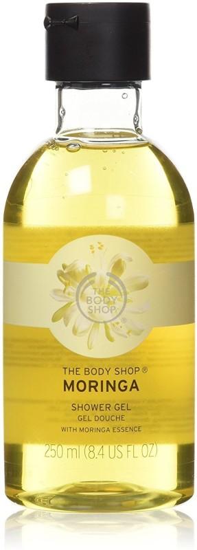 The Body Shop Moringa Shower Gel 250Ml ( Imported)(250 ml)