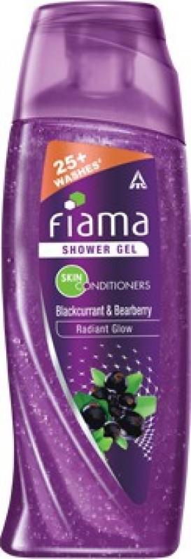 Fiama Blackcurrant & Bearberry Shower Gel(250 ml)