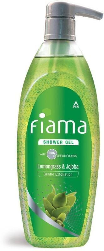 Fiama Lemongrass and Jojoba Shower Gel(550 ml)