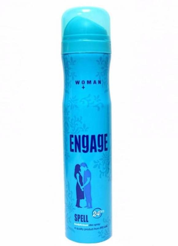 Engage Spell Deodorant Spray - For Women(165 ml)