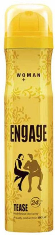 Engage Tease Deo Deodorant Spray - For Women(150 ml)