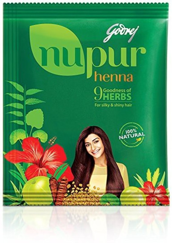 Godrej Nupur Hair Color(Mehendi)