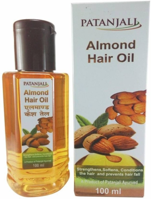 Patanjali Almond Hair Oil(100 ml)