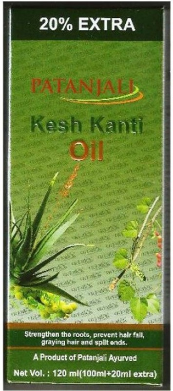 Patanjali Kesh Kanti Hair Oil(120 ml)