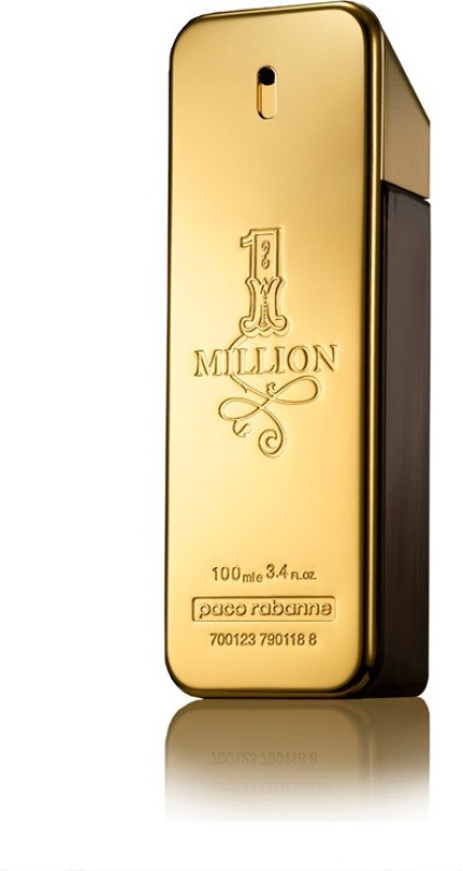 1 MILLION PACO RABANNE 100% ORIGINAL (UNBOXED) Eau de Toilette - 100 ml(For Men)