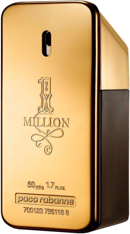 1 MILLION PACO RABANNE 100% ORIGINAL (UNBOXED) Eau de Toilette - 50 ml(For Men)