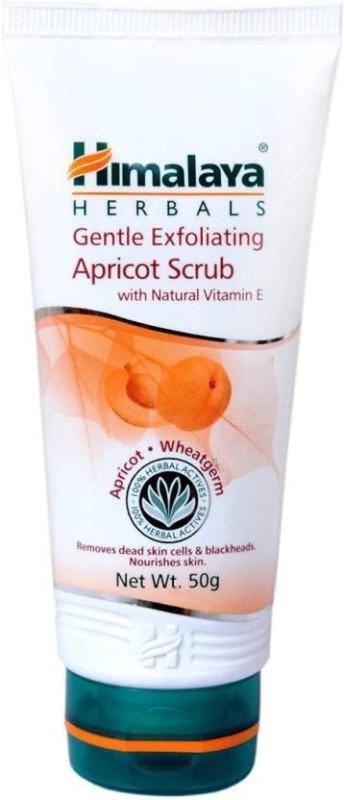 Himalaya Gentle Exfoliating Apricot Scrub(50 g)