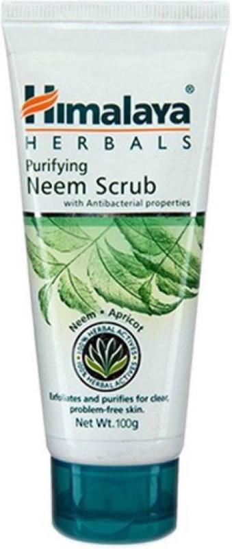 Himalaya Purifying Neem Scrub(100 g)