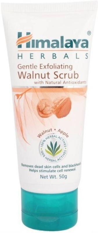 Himalaya Gentle Exfoliating Walnut Scrub(50 g)