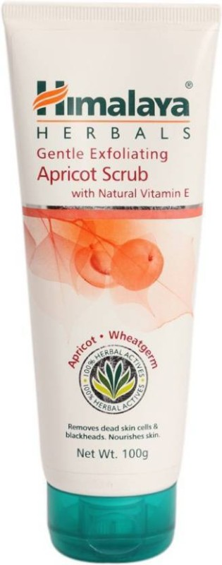 Himalaya Gentle Exfoliating Apricot Scrub(100 g)