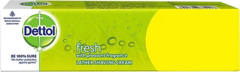 Dettol Fresh Shaving Cream(60 g)