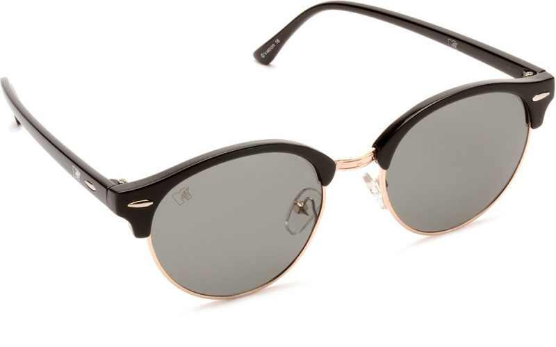 MTV Clubmaster Sunglasses(Grey)