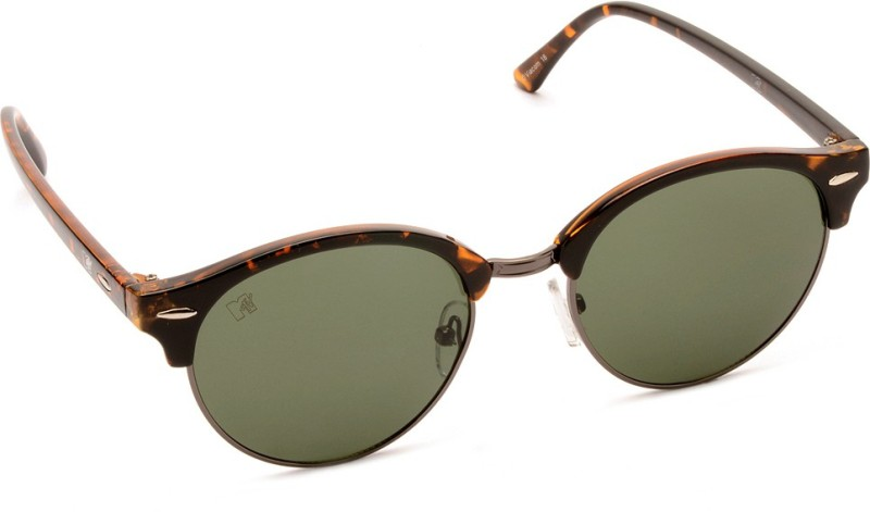 MTV Clubmaster Sunglasses(Green)