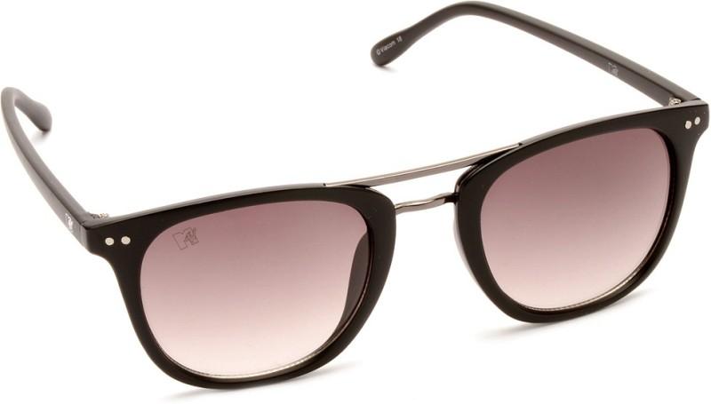 MTV Wayfarer Sunglasses(Brown)