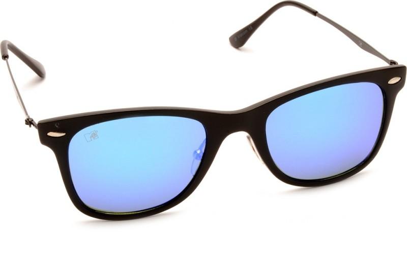 MTV Wayfarer Sunglasses(Blue)