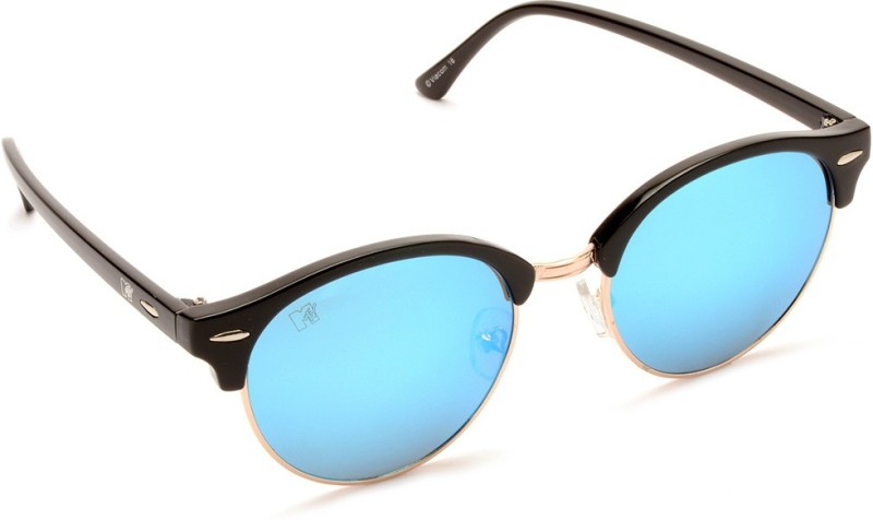 MTV Clubmaster Sunglasses(Blue)