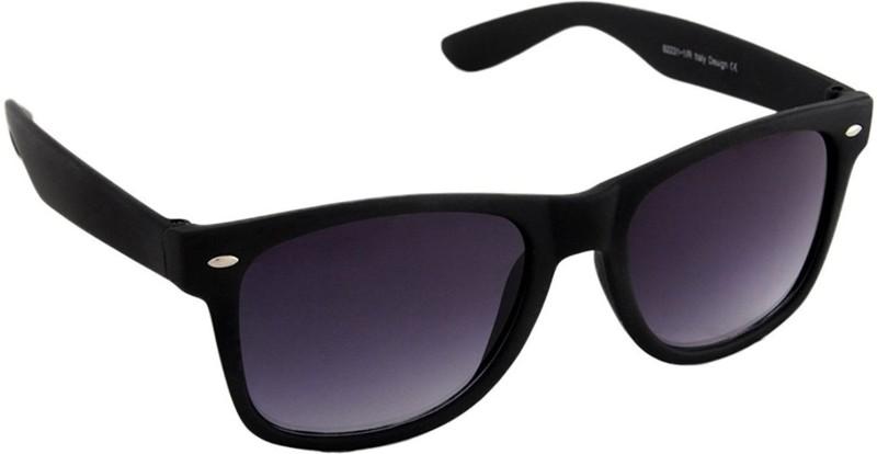 Trendmi Wayfarer Sunglasses(Black) image
