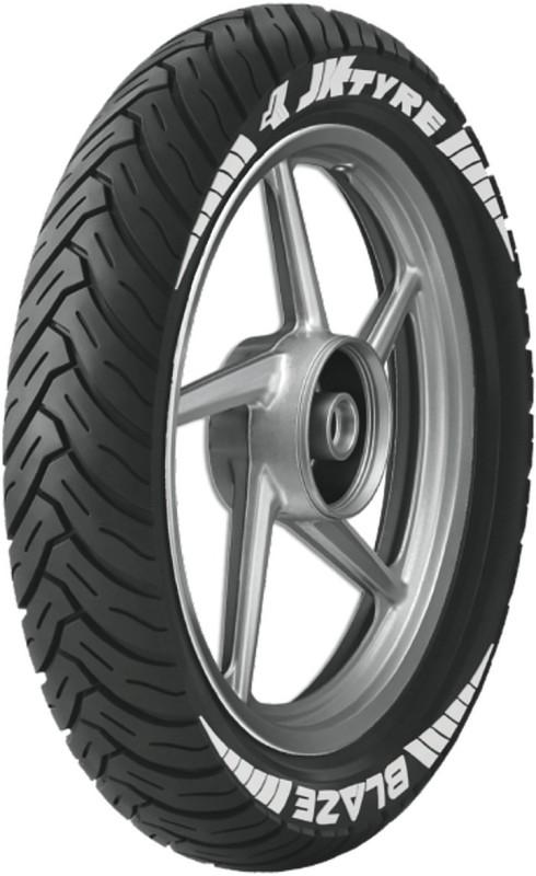 JK Tyre BLAZE BR31 100/90-17 Rear Tyre(Dual Sport, Tube Less)