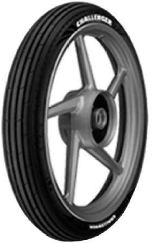JK Tyre CHALLENGER F21 2.75-18 Front Tyre(Street, Tube)