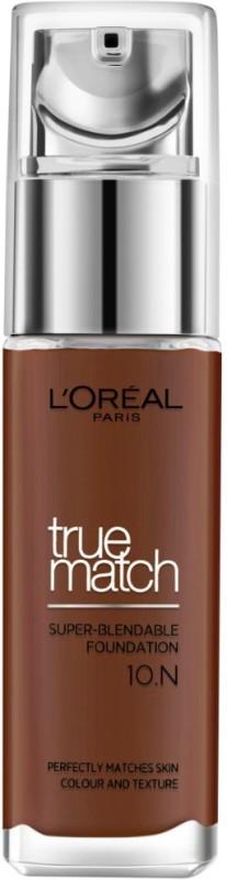 LOreal Paris True Match Super-blendable Foundation(Cocoa, 30 g)
