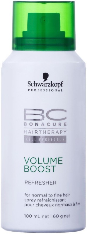 Schwarzkopf Bc Bonacure Volume Boost Refresher (100ml) 1 Soft Hair Volumizer Spray(100 ml)