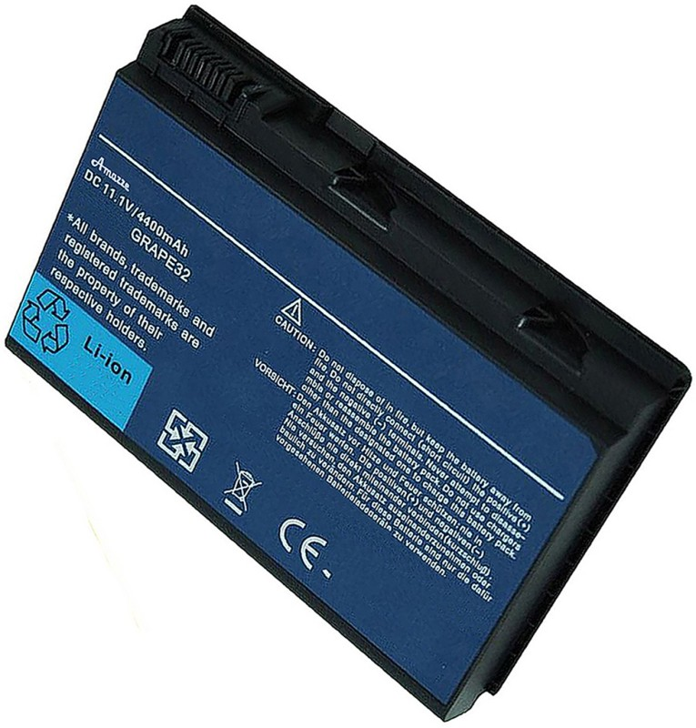 Amazze 7720G-602G32MN 6 Cell Laptop Battery