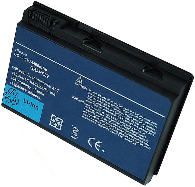 Amazze 5520-402G16MI 6 Cell Laptop Battery