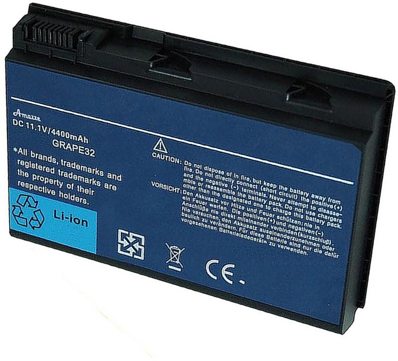 Amazze 7520G-502G32MI 6 Cell Laptop Battery