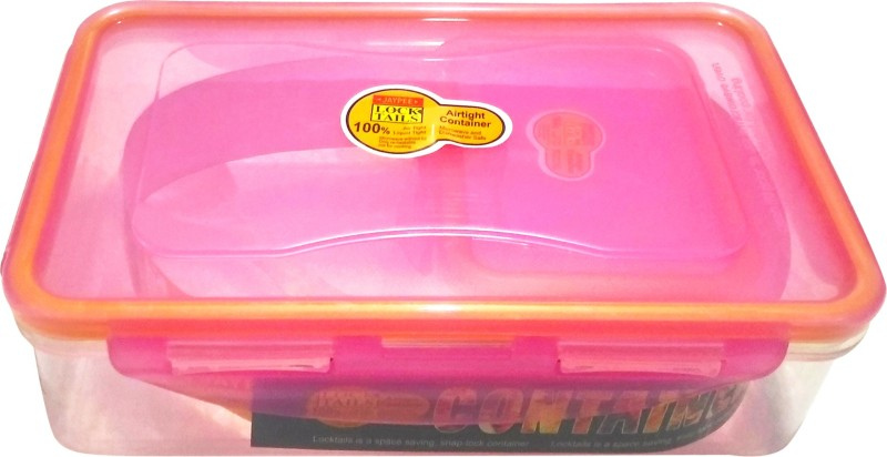 Jaypee lock tail senior 900ml 2 Containers Lunch Box(900 ml)