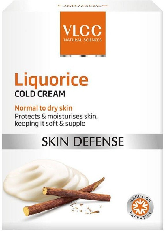 VLCC Liquorice Cold Cream, 50 grams(50 g)