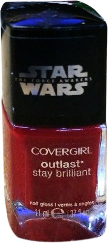 Cover Girl Outlast Stay Brilliant 180 Red Revenge(11 ml)