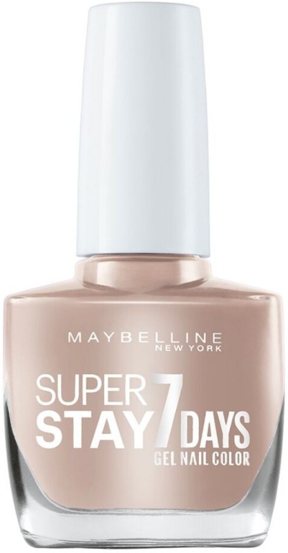 Maybelline Super Stay 7 Days Gel Nail Color Greige Steel(10 ml)