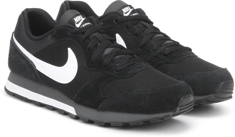 Nike MD RUNNER 2 Running Shoe For Men(Black)