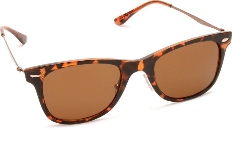 MTV Wayfarer Sunglasses(Brown)